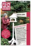 Filmwijkkrant, cover winter 2016